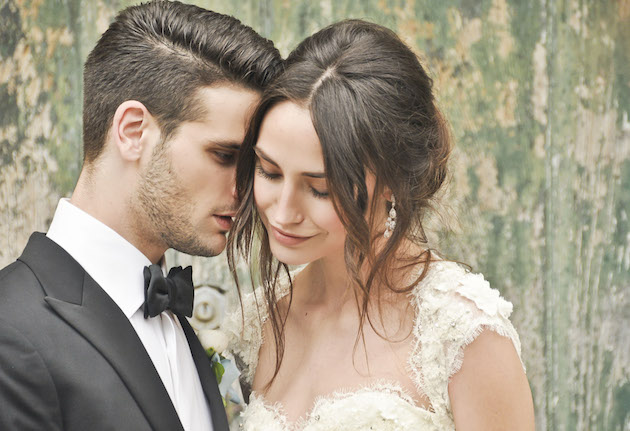 Chic Amalfi Wedding Inspiration | Sarah Love Photography | Bridal Musings Wedding Blog 19