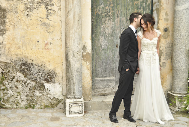 Chic Amalfi Wedding Inspiration | Sarah Love Photography | Bridal Musings Wedding Blog 22