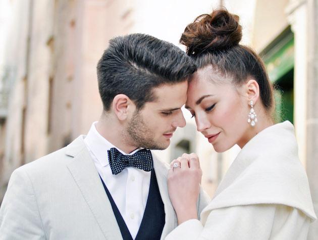 Chic Amalfi Wedding Inspiration | Sarah Love Photography | Bridal Musings Wedding Blog 27