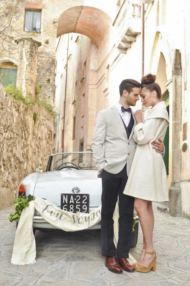 Chic Amalfi Wedding Inspiration | Sarah Love Photography | Bridal Musings Wedding Blog 28