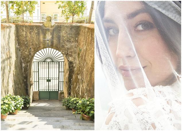 Chic Amalfi Wedding Inspiration | Sarah Love Photography | Bridal Musings Wedding Blog 3