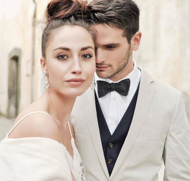 Chic Amalfi Wedding Inspiration | Sarah Love Photography | Bridal Musings Wedding Blog 30