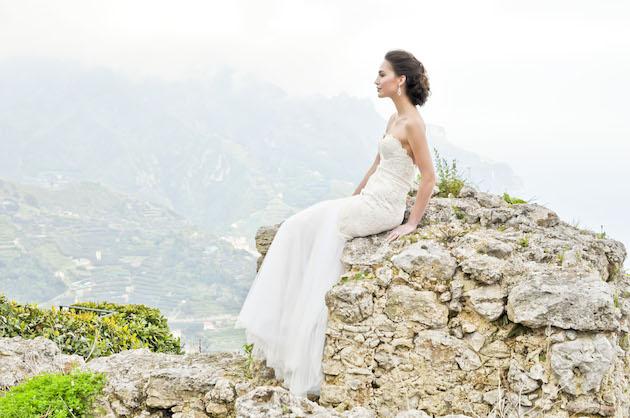 Chic Amalfi Wedding Inspiration | Sarah Love Photography | Bridal Musings Wedding Blog 4