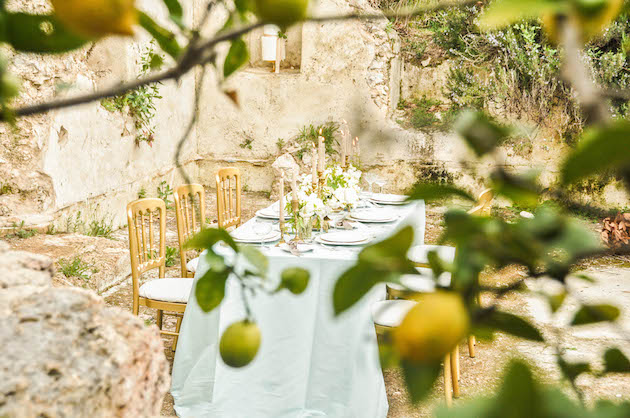 Chic Amalfi Wedding Inspiration | Sarah Love Photography | Bridal Musings Wedding Blog 5