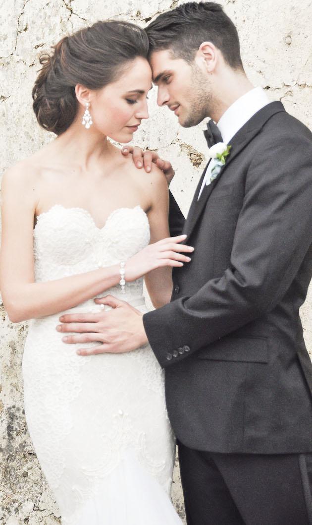 Chic Amalfi Wedding Inspiration | Sarah Love Photography | Bridal Musings Wedding Blog 6
