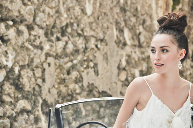 Chic Amalfi Wedding Inspiration | Sarah Love Photography | Bridal Musings Wedding Blog