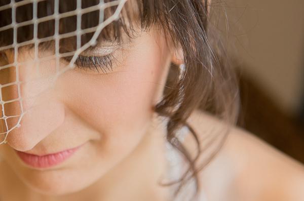 Blue Yellow Spring Wedding Eyelashes Natural Make Up Bride http://www.fullerphotographyweddings.co.uk/