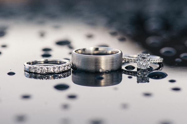 Fun Superhero Wedding Engagement Rings http://hollydeacondesign.com/